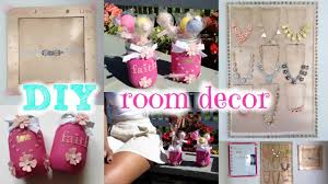 Room Ideas For Teenage Girls Diy by Diy Room Decor For Summer Cute Cheap U0026amp Easy Tips How