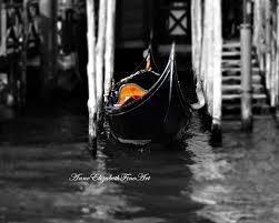 italy photography gondola grand canal black u0026 white fashion print