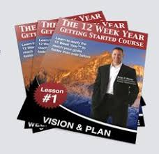 the 12 week year book experience the power of creating your own 12 week year this study