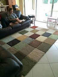 Large Inexpensive Rugs Large Area Rug Diy For Under 30 Never Would Have Thought Of