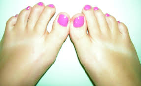 paint your nails beautiful with avon orchid splash nail polish