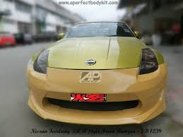 nissan fairlady 370z body kit a perfect motor sport specialised in fibre glass moulding