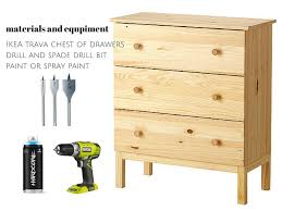 ikea askvoll hack ikea hack simple way to transform an ikea chest of drawers