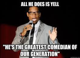 Black Comedian Meme - stereotypical black comedian memes quickmeme