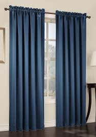 Swag Curtains For Living Room by S Lichtenberg U2013 Madison Room Darkening Rod Pocket Panel U2013 Plum