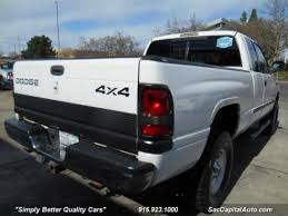 used 2000 dodge ram 1500 2000 dodge ram cab 4x4 in california for sale used cars on