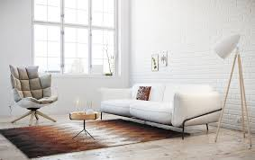 Nordic Style House Simply Nordic Living Room By Alexcom On Deviantart Spaces