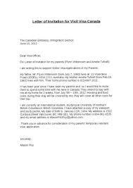 Letter Visa Application Exle Sle Cover Letter For Immigration Application Janitor