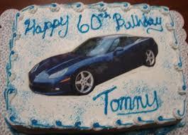 corvette birthday my corvette birthday cake