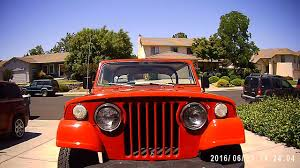 jeep jeepster interior 1970 jeep jeepster commando youtube