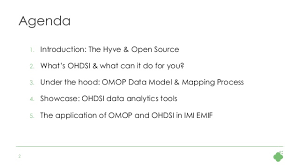 data registries scope summit applying the omop data model ohdsi software to natio