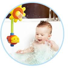 popular bath fountain buy cheap bath fountain lots from china bath hiinst sunflower spray bath toy kids children baby shower bathing tub fountain toy gift h30 aug29