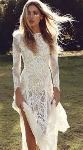 boho wedding dress designers australian designer grace lace beautiful dresses