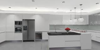 linear kitchen meridian interior design and kitchen design in kuala lumpur