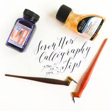pen that writes on paper and transfers to computer seven new calligraphy tips a weekend giveaway the postman s knock