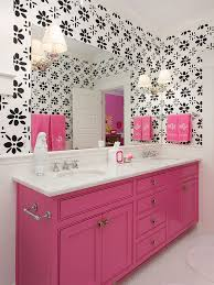 Girls Bathroom Ideas Houzz - Girls bathroom design