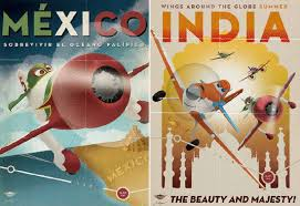 themed posters where to find vintage style disney travel posters lou
