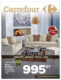 carrefour canapé catalogue carrefour deco by carrefour tunisie issuu