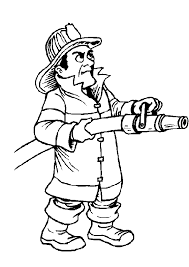 firemen coloring pages