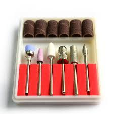 acrylic nail file drill nail review