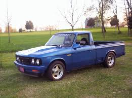 slammed s10 bangshift com what would you do with this chevy luv if it showed