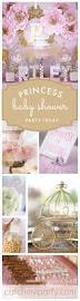 Elegant Baby Shower by Princess Baby Shower