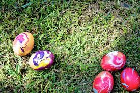 easter eggs love thy carbs