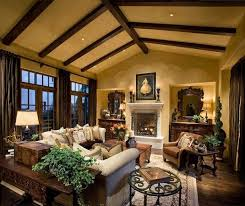 Best Spanish Style Home Images On Pinterest Architecture - Spanish living room design