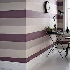 Striped Wallpaper Bathroom Java Plum Wallpaper By Graham And Brown Wallpaper Pinterest