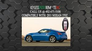 how to replace nissan 370z key fob battery 2011 youtube