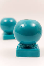 Vintage Vases For Sale Turquoise Vintage Fiestaware Turquoise Fiesta Pottery For Sale
