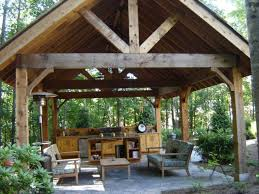 Gazebo Fire Pit Ideas by Outdoor Kitchen Pavilion Designs 25 Best Outdoor Pavilion Ideas On