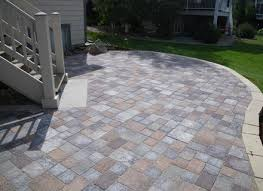 Concrete Patio With Pavers Concrete Patio Pavers Objectifsolidarite2017 Org