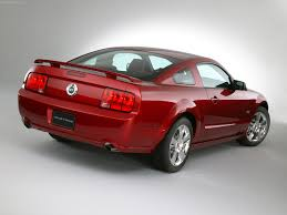 ford mustang gt 2005 pictures information u0026 specs