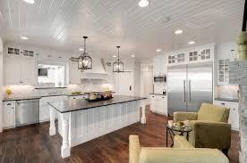 white kitchen wood island white and wood kitchen island houzz