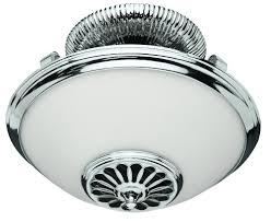 three light chrome bath fan 21533 new metal crafts inc