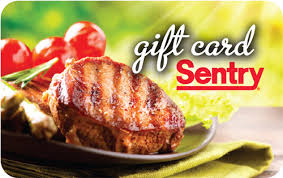 food gift cards sentry foods gift cards sentry foods