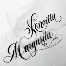 margarita drawing señorita margarita artwork maria montes maria montes