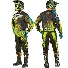 motocross gear combo racing f 16 ltd mens motocross jersey