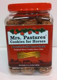 mrs pastures cookies treats