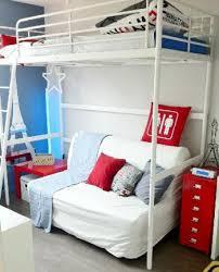 chambre garçon lit superposé chambre enfant lit mezzanine mezzanine bureau chambre ado gain de