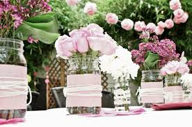 outside wedding table decorations tbrb info