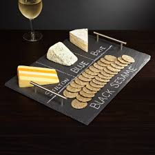 chalkboard cheese plate bring the appetizers with you as you work the room at your next