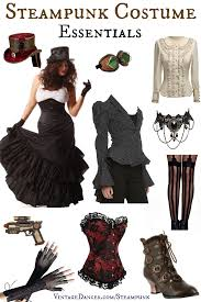 halloween neckties steampunk costume essentials for women
