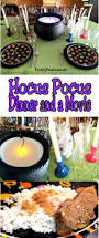 halloween tableware hocus pocus dinner and a movie party everyday parties