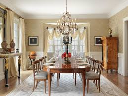 Dining Room Drapery by Lots Of Natural Light Recessed Lighting Modern White Floweres