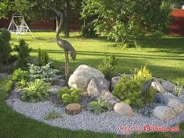 How To Create A Rock Garden How To Build A Rock Garden Front Yard And Backyard Landscaping Ideas