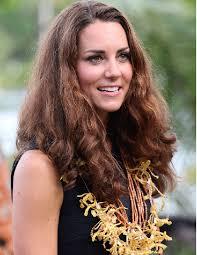 Hochsteckfrisurenen Naturkrause by Kate Middleton Naturkrause Bilder Madame De