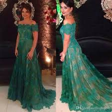 formal gowns plus size evening dresses 2018 lace a line special occasion