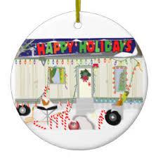 trailer park ornaments keepsake ornaments zazzle